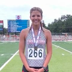 St. Joseph Christian senior, Nebraska track commit Brooklyn Miller