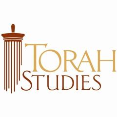 Torah Studies 5782 - 2 - Lech Lecha (Lawless Leaders vs. Moral Mentors)