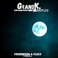 FrozenFrog & FluXx - Pinball (Grand K. Bootleg)