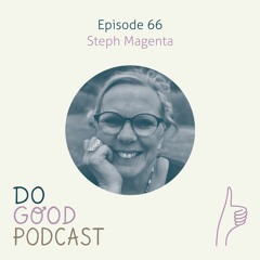 Ep 66: Steph Magenta on how you can breathe yourself back to health & vitality