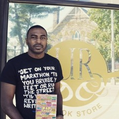 Author Durrel Howell of R.A.P Goals