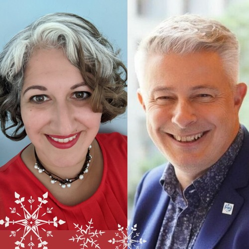 Leadership: your New Year's resolution with Naomi Jones and Michael Nord