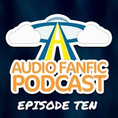 AF Podcast - Episode 10: Pop Culture Crossovers