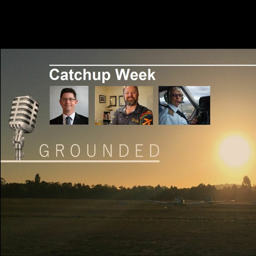 Grounded Ep 8 - CATCHUP! - 29 May 2020 (30 mins)