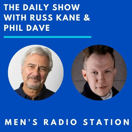 The Daily Show With Russ Kane And Phil Dave Michael Derrig Adams Todd Sharpville By Men S Women S Radio Station