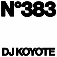 TRAX.383 DJ KOYOTE (Ghettotech x Jul) Artwork