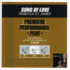 Song Of Love (Performance Track In Key Of B With Background Vocals)