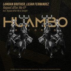 Lamban Brother, Lujan Fernandez - Tonight (Original Mix)