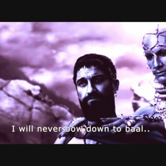 Never Bow Down To baal