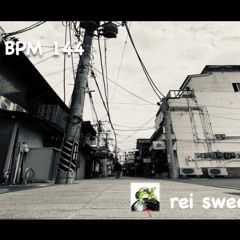 【FREE】Emotional Type Beat / 古町 - Back alley - (prod. rei sweetie.) / 144 BPM / mellow【HIPHOP / R&B】