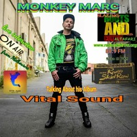 BLAZING ROOTS AND CULTURE/MONKEY MARC