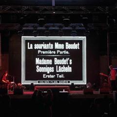 The Smiling Madame Beudet LIVE Dani Kirby/Mat Ward