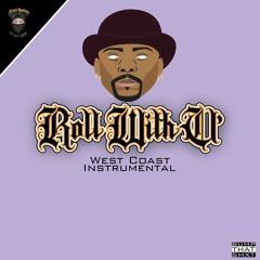 Roll With U /West Coast Instrumental - 88BPM [Prod x Beatz.Lowkey]