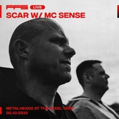 FFS Live: SCAR w/ MC Sense — Metalheadz at The Steel Yard - 05.10.19