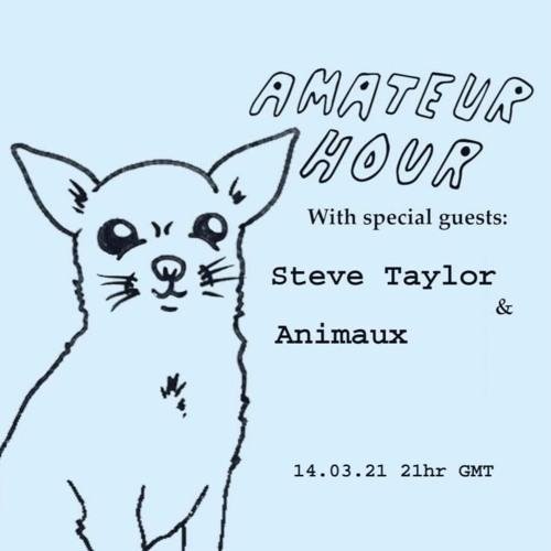 @ Amateur Hour on Steam Radio MCR