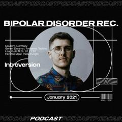 Bipolar Disorder Rec. Podcast 018 // Introversion