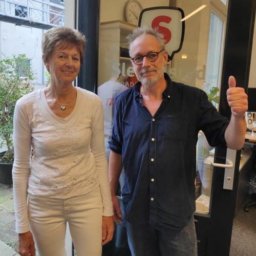 2021-09-25 Cultuur071, Interview Jaap Metzlar & Anita 't Sas (Atelier Ben van Kempen)