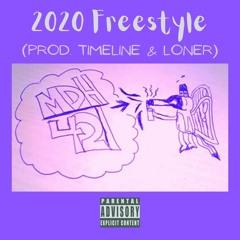 Ali Stoner - 2020 Freestyle (Prod. Timeline & Loner)