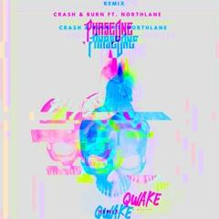 PhaseOne ft. Northlane - Crash & Burn (Qwake Remix)