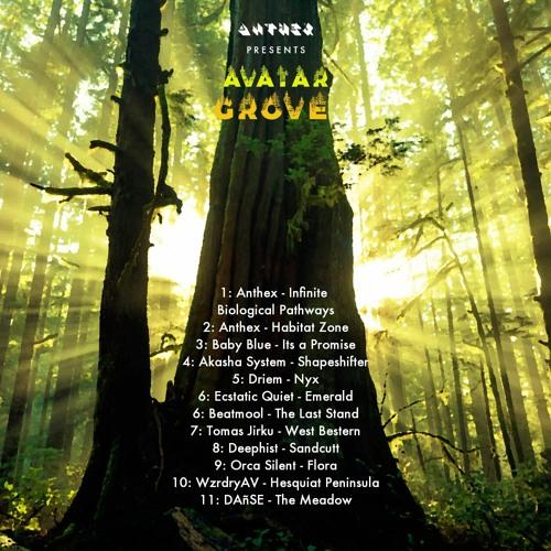 Anthex presents Avatar Grove - The Album