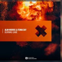 Alan Morris & Fenna Day - Burning Game