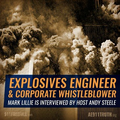 Explosives Engineer Mark Lillie