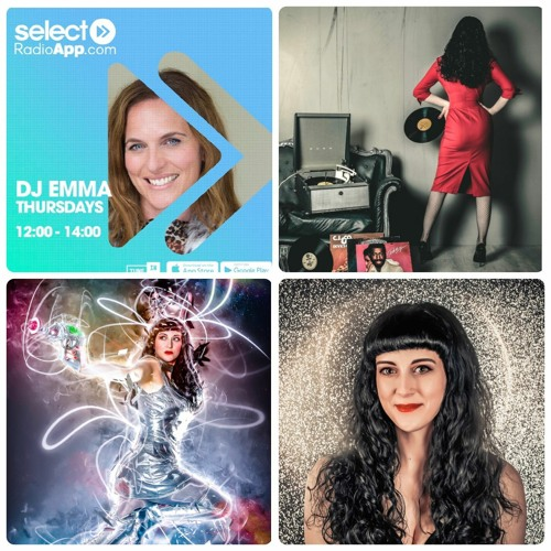 Select Radio Show 18.03.21  Feat. Natasha Kitty Katt