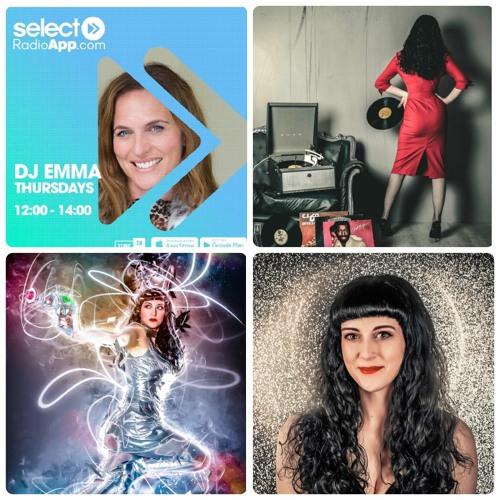 Select Radio Show 18.03.21  Feat. Natasha Kitty Katt