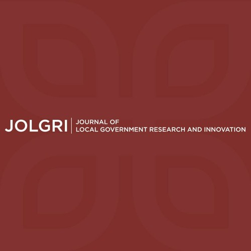 Journal of Local Government Research and Innovation (JOLGRI)