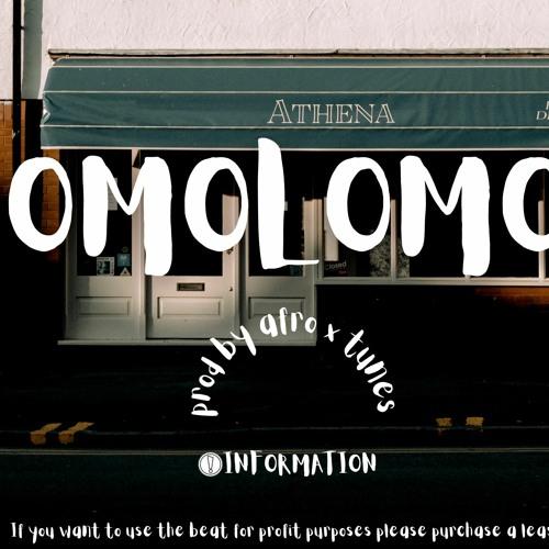 """OMOLOMO"" AFROBEAT WIZKID TYPE BEAT"