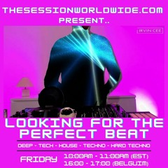 DJ Irvin Cee - Looking for the Perfect Beat #38 (2021)