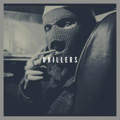 """Drillers"" - Drill Beat   Rap Hip Hop Instrumental 2021   (prod. Lunte)"