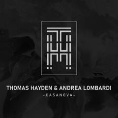Thomas Hayden, Andrea Lombardi - Casanova (Free Download) [Future House]