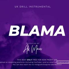 Steel Banglez feat. Tion Wayne & Morrisson - Blama Instrumental (Reprod. AK Marv)