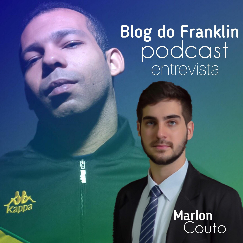 Blog do Franklin Entrevista - Marlon Couto ( Escritor )