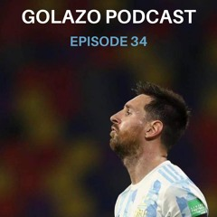 #34 An Argentina Copa América preview - a week of WCQs & squad breakdown