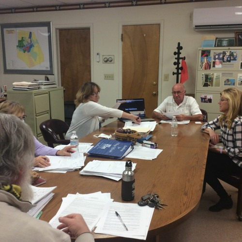 Village Board Meeting held on Monday, May 18 2020