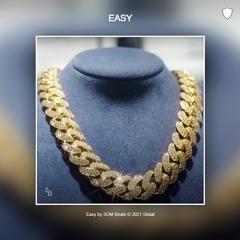 "SOM Beats - ""Easy"" - [FREE] Trap Type Beat | Instrumental Rap"