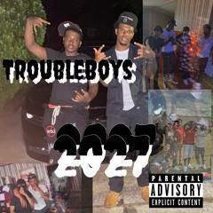 TroubleBoy Glizzy X TroubleBoy Kash - Washed Up