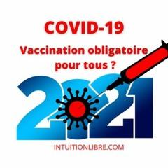 Vaccination Obligatoire Pour Tous