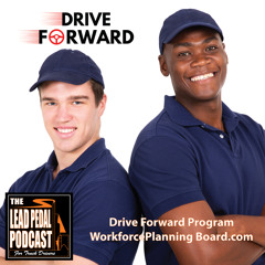 Helping Students Start New Careers in Trucking with the Drive Forward Program