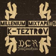 K-TeztroV | Millenium mixtape#5 | Vinyl | 22/06/21 | NLD