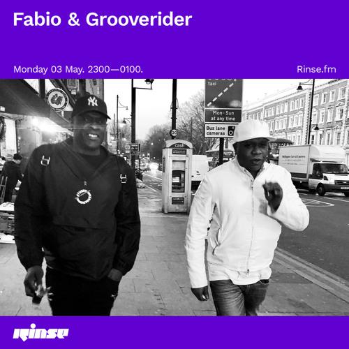 Download Fabio & Grooverider - Rinse FM (03-05-2021) mp3