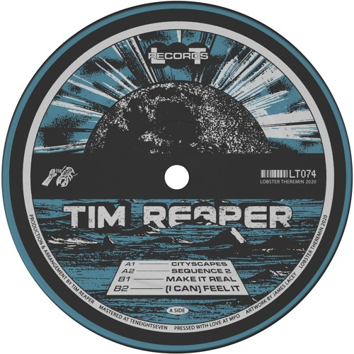 LT074 // Tim Reaper - Cityscapes EP