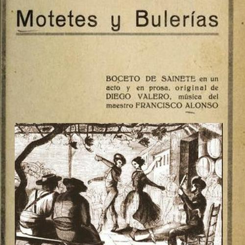 Motetes y bulerías (1924)