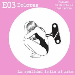 E03L. Prólogo de Lolita