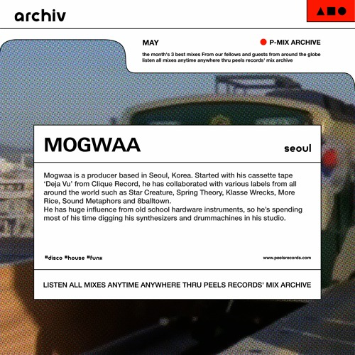 [PARCHIV0521] #06 Mogwaa - Seoul