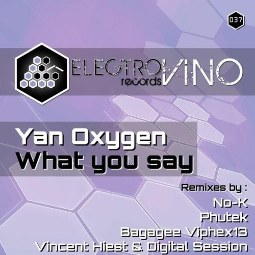 Yan Oxygen - What You Say (Original Mix) Free Download