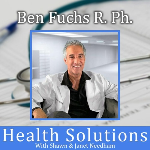 Ep 181: Health Authorities Don't Know YOUR Health - Take Control w/ Pharmacist Ben Fuchs