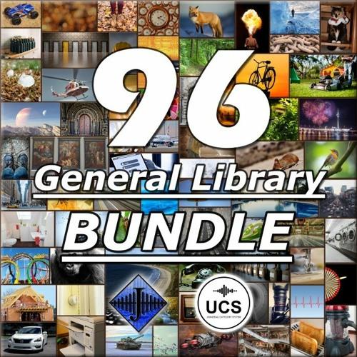 96 General Library (Bundle)